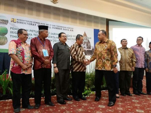 Petugas Irigasi Kabupaten Tangerang Wakili Banten di Ajang Nasional