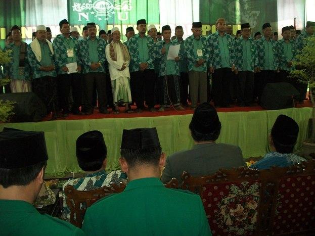 Said Aqil Siradj Lantik PCNU Kota Tangerang