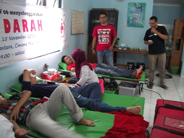 Yayasan Kalpati Selenggarakan Donor Darah