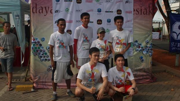 Semarak  Gebyar Pemuda Nusantara di Surya University