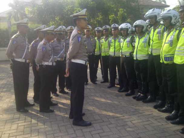 Polresta Tangerang akan Razia  Knalpot Bising