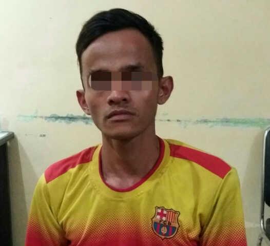 Pelaku Penipuan Dicokok Polisi Saat Asik Main di Rumah Temannya