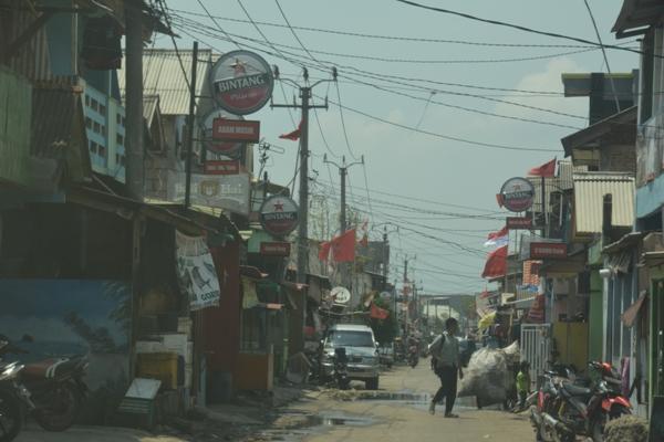 Mei, Lokalisasi  Dadap  Dibongkar
