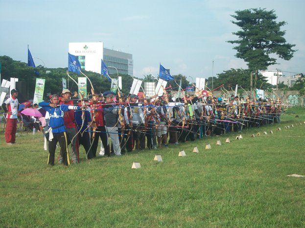 Perpani Tangsel Gelar Kejuaran Panahan Piala Wali Kota