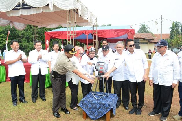 Kabupaten Tangerang Tuan Rumah Temu Karya Sukarelawan PMI