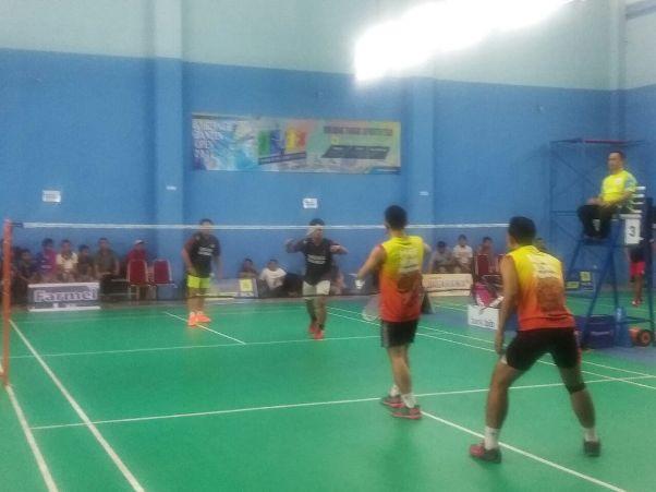 Turnamen Bulutangkis Gubernur Banten Open Cetak Atlet Handal
