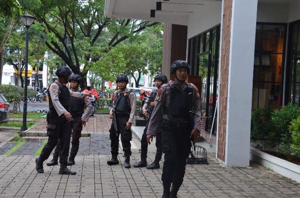 Cegah Aksi Sweeping, Polisi Amankan Pusat Keramaian