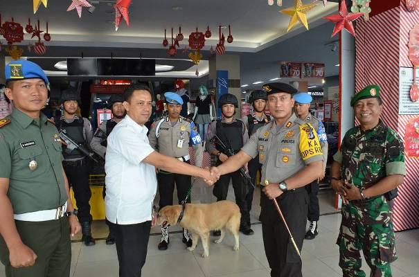 Kapolresta Tangerang Pimpin Pasukan Cegah Aksi Sweeping