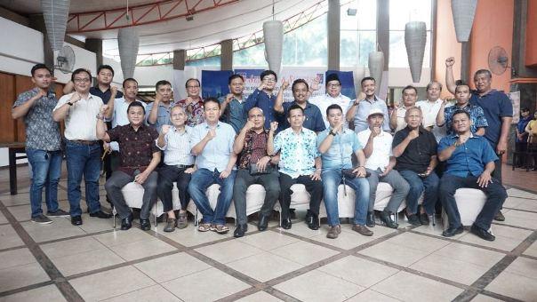 18 Asosiasi Dukung Fauzi Siregar Jadi Ketua Kadin Tangsel