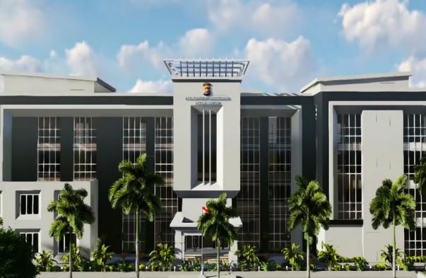 Kapolri Dijadwalkan Hadiri  Groundbreaking Gedung Baru Polresta Tangerang