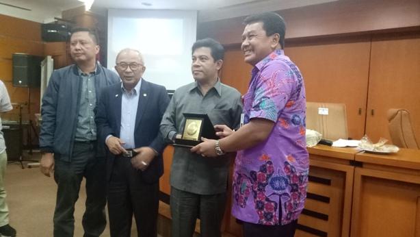 Komisi XI DPR RI Monitoring Dana Desa di Kabupaten Tangerang