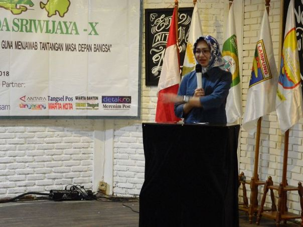 Pesan Wali Kota Tangsel di Mubes DPP Kamsri X