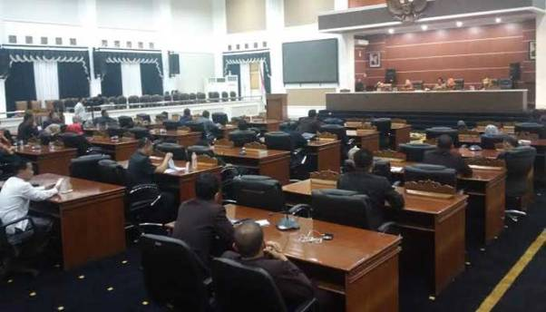 DPRD dan TAPD Kabupaten Tangerang Bahas LHP APBD TA 2017
