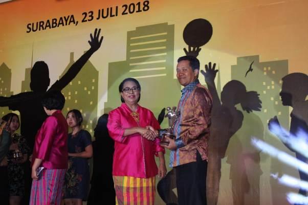 Pemkab Tangerang Sabet Penghargaan Daerah Layak Anak