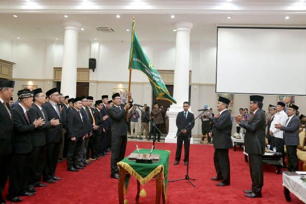 Gubernur Banten: Kita Tunggu Kontribusi Nyata ICMI