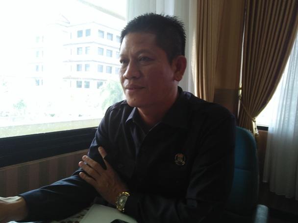 Barhum Optimis Melenggang ke DPRD Banten