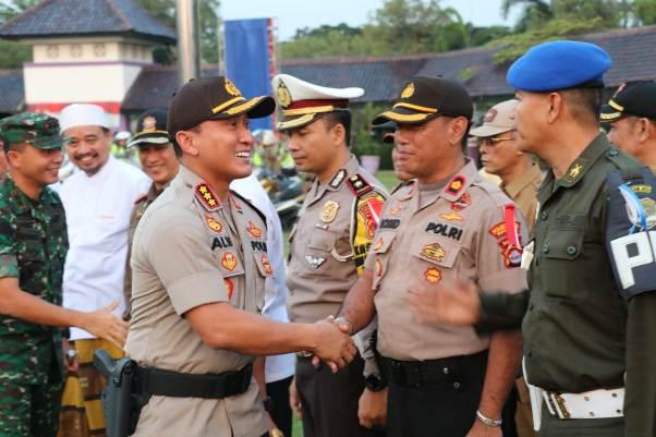 Polresta Tangerang Terjunkan 645 Personel untuk Amankan Lebaran