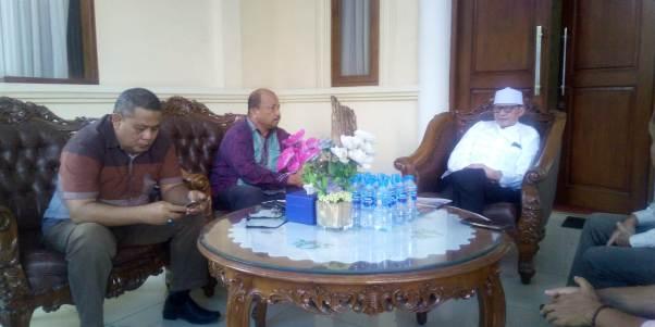 Jalankan Program, SPS Banten Minta Dukungan Gubernur