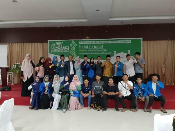Diskusi Menanti Putusan MK, Ketua SMSI Bengkulu: Keputusan MK Final Demokrasi
