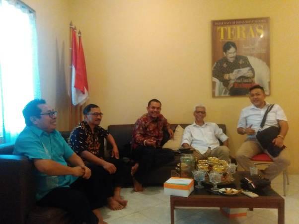 Tokoh Pers Banten Didukung  Maju di Pilkada Kota Cilegon