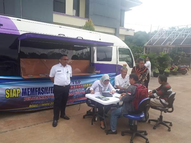 Dinas Penanaman Modal dan Pelayanan Terpadu Satu Pintu Kabupaten Tangerang Teken Kerja Sama dengan BPJS Ketenagakerjaan