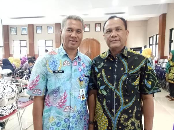 PDAM Tirta Kerta Raharja  Siap Layani Warga Sudirman Indah