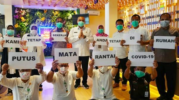 Pandemi Corona: Zaki  Keluarkan Surat  Edaran Kerja Di Rumah