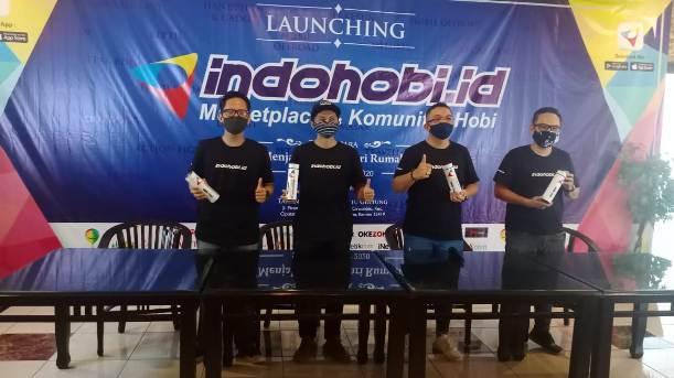 Indohobi.id, Marketplace Khusus Para Pehobi