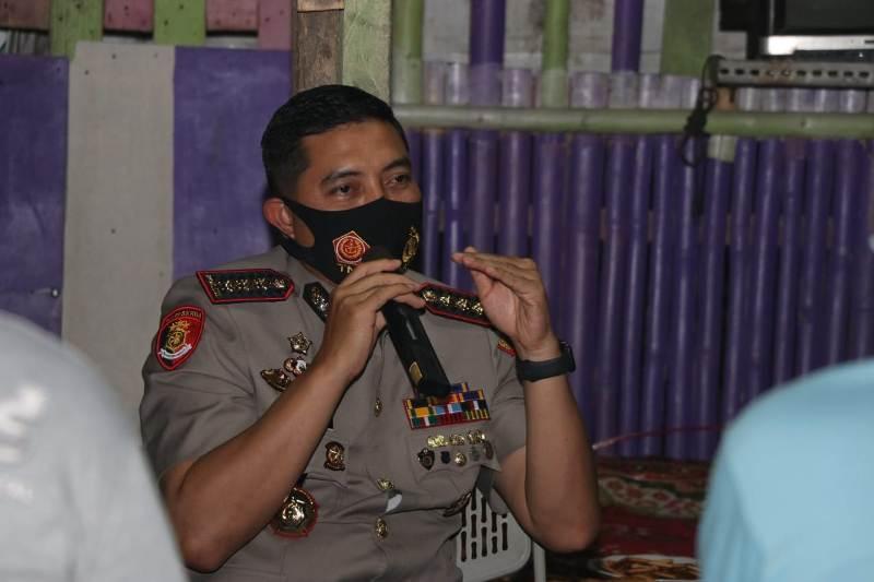 Kapolesta Tangerang: Partisipasi Warga Dibutuhkan untuk Tekan Gangguan Kamtibmas
