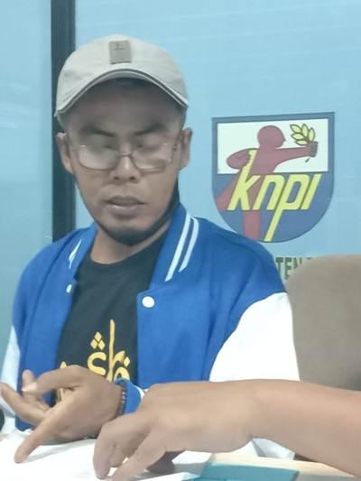 Aktivis KNPI Kabupaten Tangerang Pertanyakan Program  PPID